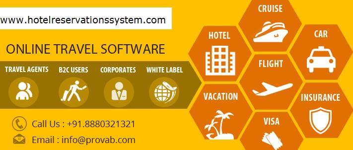 Sabre Online Travel Agency